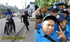 Asaltantes sufren robos a mano de la Guardia Sandinista. Muchos ahora roban en horario de oficina. El Bastimento